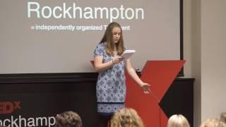 Suicide: My journey of being left behind | Tiana Ruckert | TEDxRockhampton