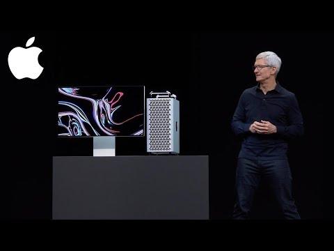 Презентация Apple WWDC 2019 | iPadOS, Mac Pro, 6K монитор, iOS 13 и многое другое за 10 минут!