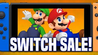 Best Switch Sales and Nintendo…