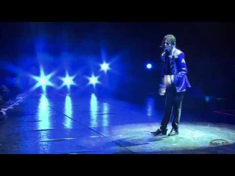 Michael Jackson - Man in the mirror (live rehearsal) this is it  - HD