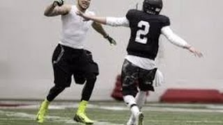 Johnny Manziel Pro Day Highlights: All 65 throws