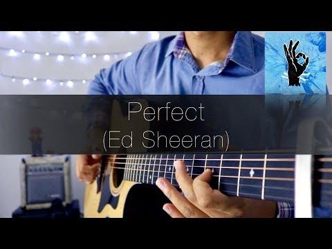 Ed Sheeran Perfect - Rodrigo Yukio Fingerstyle Guitar CoverFREE TABS