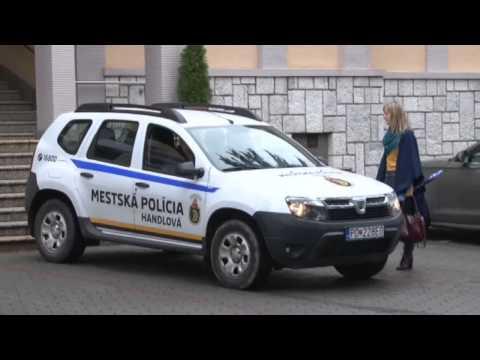 Varovanie mestskej polície