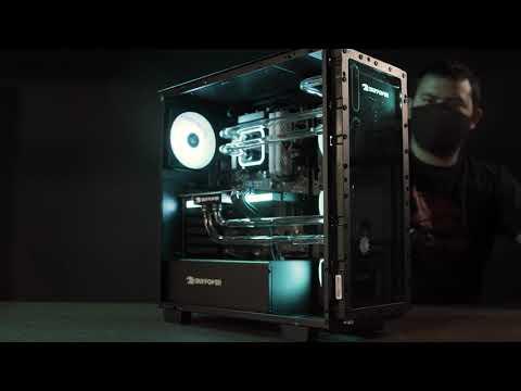 Element CL Pro - Full Build - Custom Liquid Cooling Gaming PC - Nvidia 30 series Intel 11th Gen