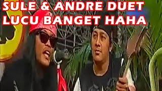 """SULE ANDRE DUET LAGU BALONKU"" Bikin NGAKAK Abis LUCU Banget Hahaha"