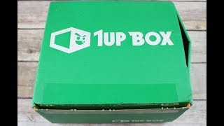 1Up Box August 2017