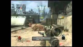 Call Of Duty Black Ops My First Montage - Over9000Smurfs [HD]