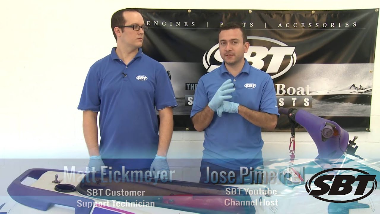 SBT Tech Tip: Primer Install Kit on a Polaris PWC