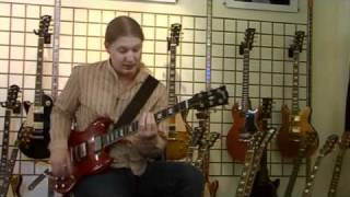 Derek Trucks talks guitar and plays incredible slide