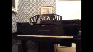 Puccini: LA BOHÈME, 1. Akt (als Bearbeitung für Klavier, solo)