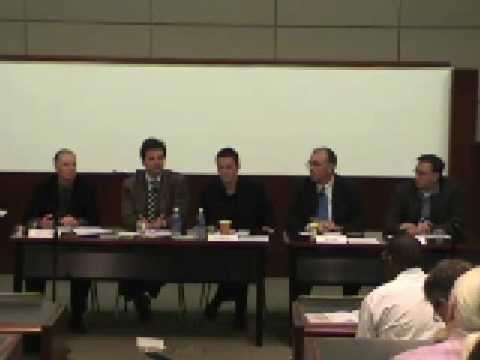 World Intellectual Property Org. Conference Panel 2