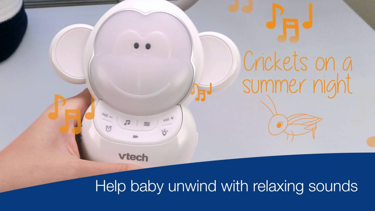 Baby Soothers | Official VTech® Portable & Storytelling Baby Soothers