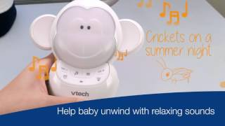 Myla the Monkey®  Portable Soother