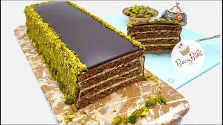 Торт МАРХАЛ Орехово шоколадный MARXAL Almond and Chocolate Cake