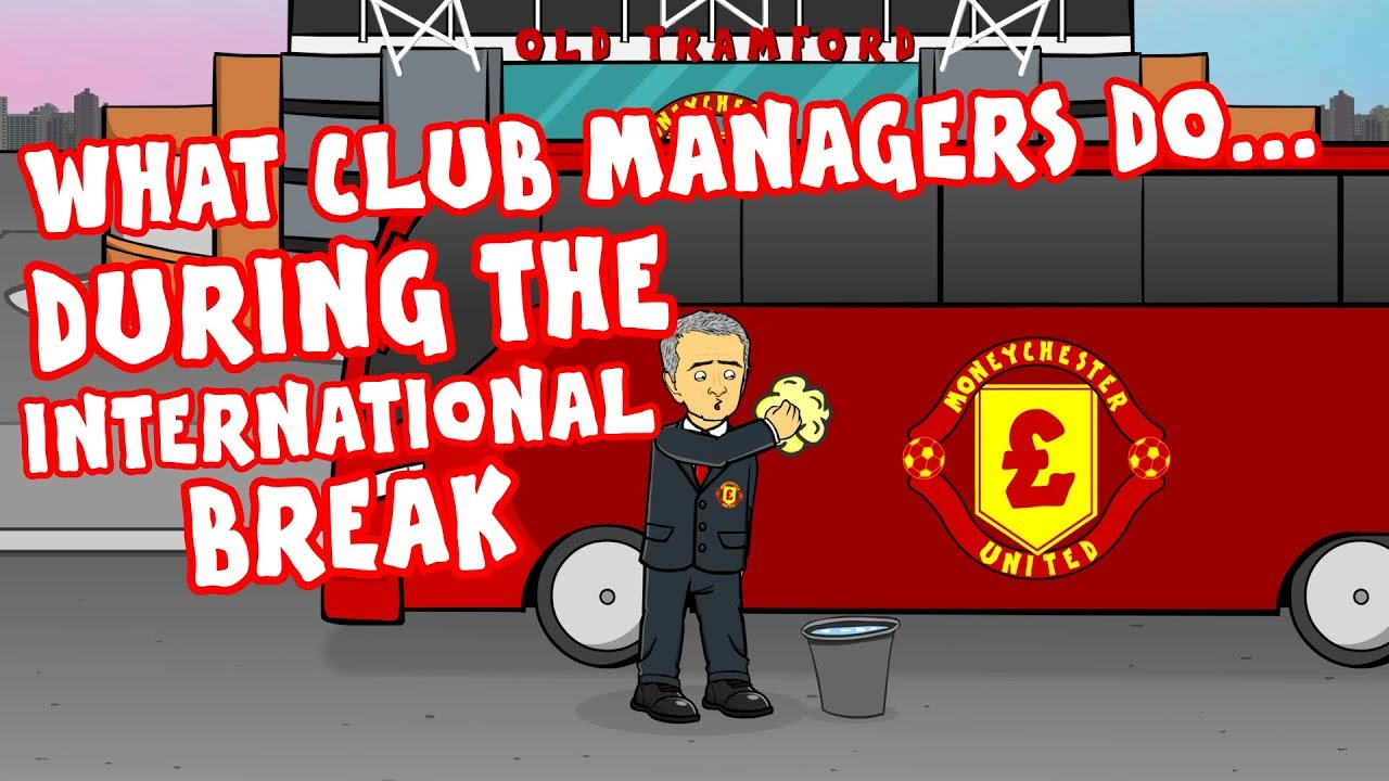what-managers-do-in-the-international-break-feat-mourinho-zidane-wenger-klopp-and-more