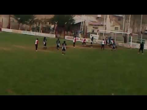 Circulo Italiano 1 Atlético Regina 3 Liga Deportiva Confluencia 8va división ,gol de Rodrigo Yañez