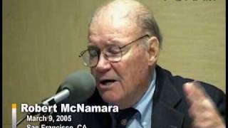 Robert McNamara on the Effectiveness of Nuclear Deterrence