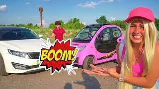 Чем закончилась ССОРА Дианы как Барби и Кена?