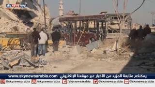 2016 وقراءة في المشهد السوري