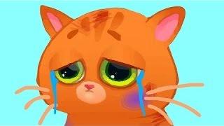 Мультик про котят  Мой виртуальный питомец  Котик Буббу Все серии подряд