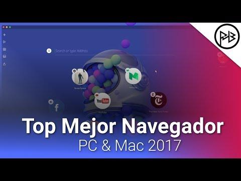 7 Mejores Navegadores para Windows PC y Mac 2017 (livianos y Nuevos)