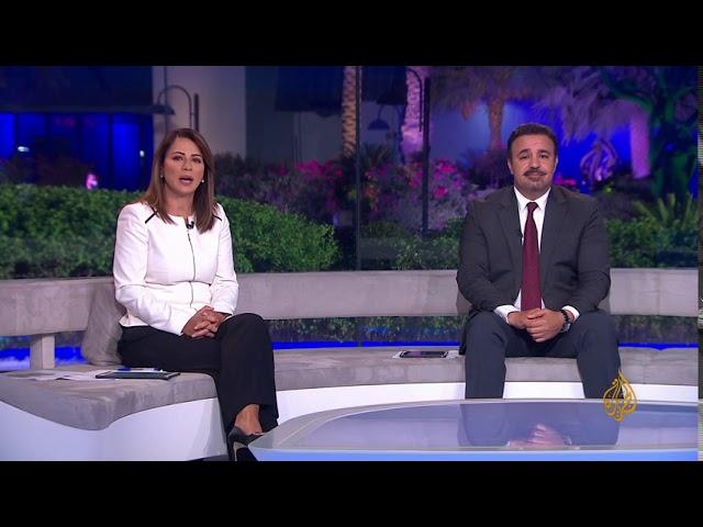 """Al Jazeera Arabic News """"1am News Bulletin"""""""