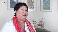 Gesund durch Engel: Marion Loga aus Memmingen heilt durch Handauflegen