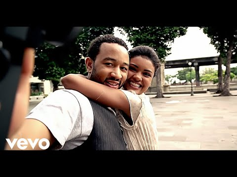 John Legend - P.D.A. (We Just Don't Care) (Official Music Video)