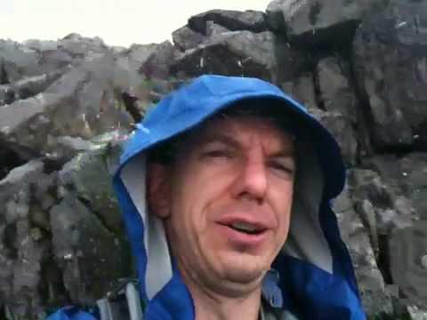 Climbing Bald Mountain