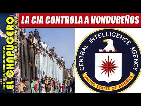 LA CIA INFILTRÓ LA CARVANA MIGRANTE. ¿QUIEREN DESESTABILIZAR A AMLO?