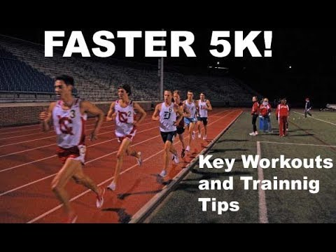 HOW TO RUN A FASTER 5K: WORKOUTS AND TRAINING TIPS | Sage Running