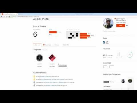 How to secure your Strava profile