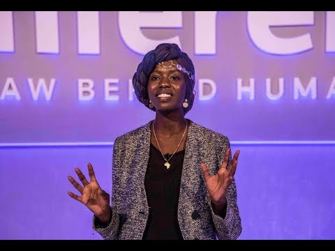 Trust Conference 2017: Spoken Word Poetry with Emi Mahmoud