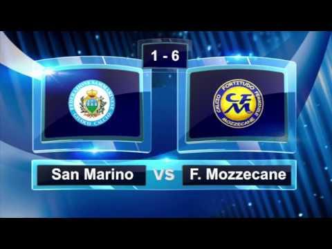 San Marino vs Fortitudo Mozzecane (1-6)