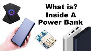 Inside A Power Bank | How It's Work