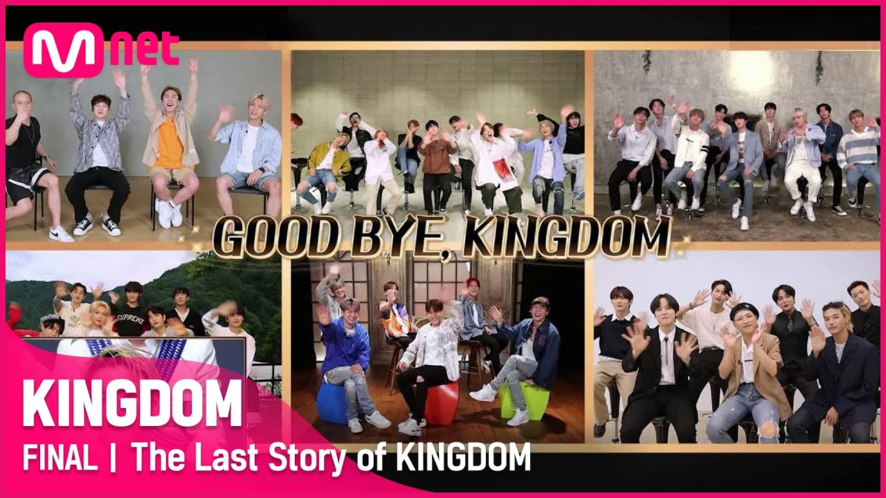 Download [ENG/JP] [최종회] 긴 여정의 결승선을 앞둔 6팀의 마지막 이야기..#KINGDOM EP.10   Mnet 210603 방송