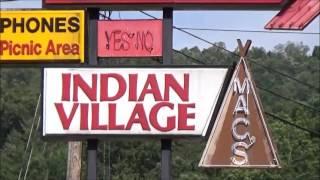 The Forgotten Wigwams - Mac's Indian Village