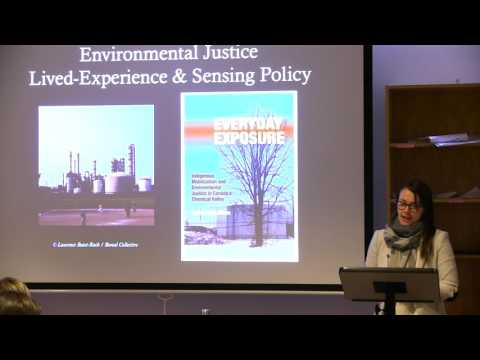 """""""Everyday Exposure: Indigenous Mobilization and Environmental Justice in Canada's Chemical Valley"""""""