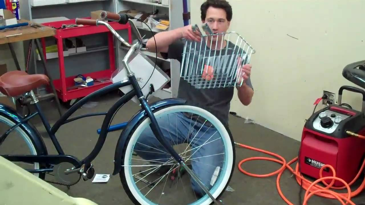 New Rear Bike Baskets Stock Of Basket Decoration