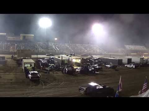 Perris Auto Speedway Factory Stock Main 10-28-2017