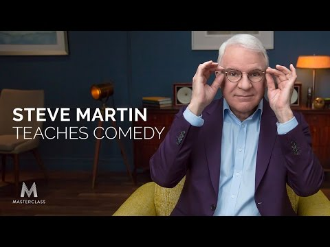 Steve Martin Teaches Comedy | Official Trailer