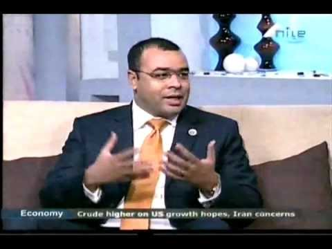 Ahmed Mekky on the Nile TV Breakfast Show 14-03-2012 (English)