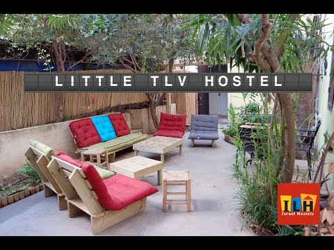DIY Travel Reviews - ILH Little TLV Hostel, Tel Aviv - History, Tours Of Amenities And Rooms