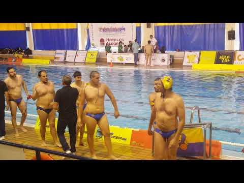 (01-06-19) Club Waterpolo Emalgesa Algeciras - Colegio Brains Madrid 3