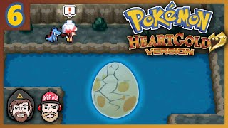 We venture through Union Cave in route to Azalea Town...where we become Pokédads!