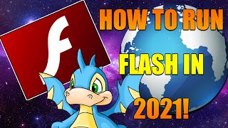 How to Play Ad๐be Flash Player Games in Your Browser in 2021!