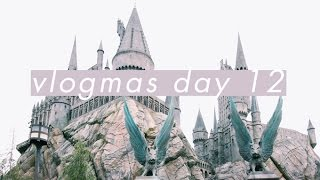The Wizarding World of Harry Potter! | VLOGMAS DAY 12