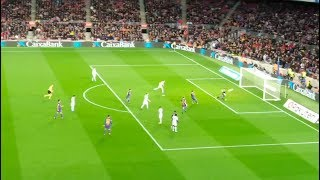 Barcelona vs Celta Vigo [5-0] - Copa del Rey, 2018 - AS SEEN FROM THE STANDS