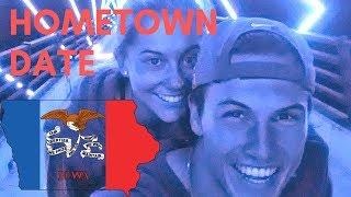Shawn Johnsons Hometown Date