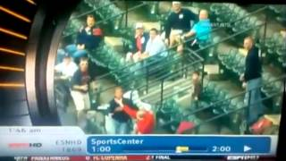 Best Baseball Fan Catches